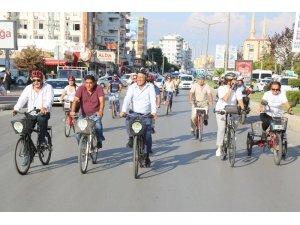 Mezitli'de hareketli günler başladı