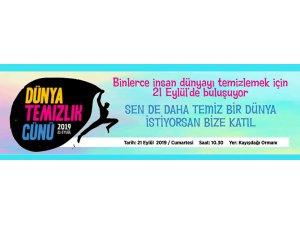 Çevre dostları el ele verip Ataşehir'i temizleyecek