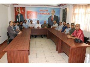 Baskı gördüklerini iddia eden işçiler CHP'den destek istedi