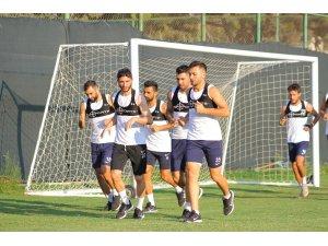 Hatayspor, Akhisarspor maçı hazırlıklarına başladı