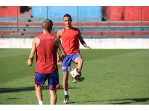 Karabükspor'da Eyüpspor maçı hazırlıkları başladı