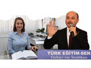 """Türk Eğitim-Sen Başkanı Geylan: """"Ceren Damar Şenel davasına müdahil oluyoruz"""""""