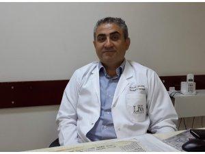 """Başhekim Gezer; """"Nemli havalarda astımlı hastalar daha özenli davranmalı"""""""