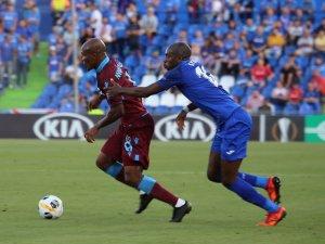 UEFA Avrupa Ligi: Getafe: 1 - Trabzonspor: 0 (Maç sonucu)