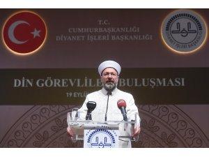 """Erbaş: """"İslam'da hayatın, şehrin ve medeniyetin merkezinde cami vardır"""""""
