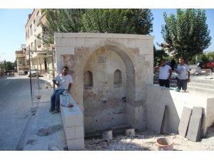 Tarihi Kurdağa Kastelinin restorasyonu bitmek üzere