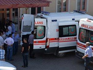 Okulda civa paniği. 27 öğrenci zehirlenme şüphesiyle hastaneye kaldırıldı
