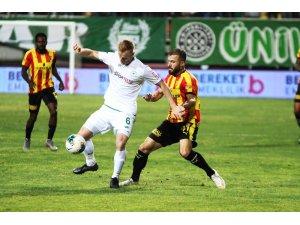 Süper Lig: Göztepe: 1 - İttifak Holding Konyaspor: 0 (Maç sonucu)