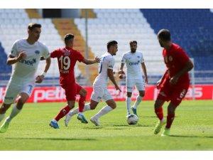 Süper Lig: Kasımpaşa: 0 - Antalyaspor: 0 (İlk yarı)