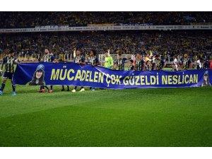 Süper Lig: Fenerbahçe: 1 - MKE Ankaragücü: 1 (İlk yarı)