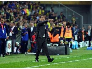 Süper Lig: Fenerbahçe: 2 - MKE Ankaragücü: 1 (Maç sonucu)