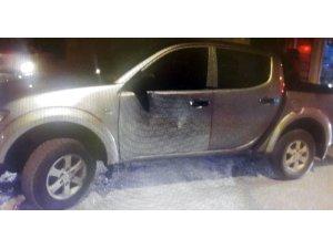 İslahiye'de kamyonet ile motosikletin çarpıştı: 2 yaralı
