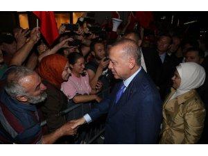 ABD'de Erdoğan'a sevgi seli