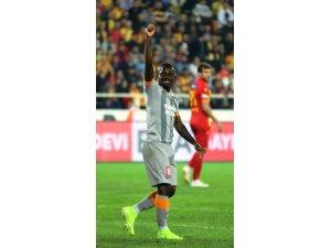 Jean Michael Seri ilk golünü attı