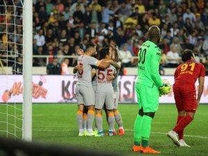 Aslan'ı 89'da yıkan gol:1-1