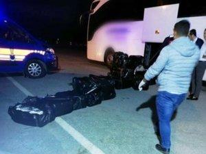 Ankara'da 1,5 ton kaçak balık ele geçirildi