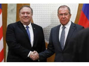 Lavrov ve Pompeo BM'de özel görüşme gerçekleştirecek