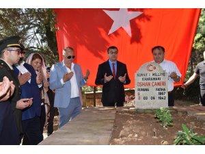 Kuva- imilliye kahramanlarından Osman Efendi Çan'da anıldı