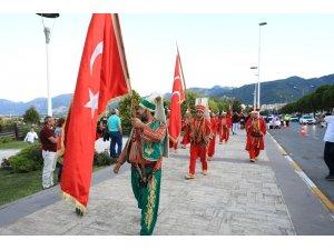 Denizli'de 'Yörük Göçü ve Toyu' düzenlendi