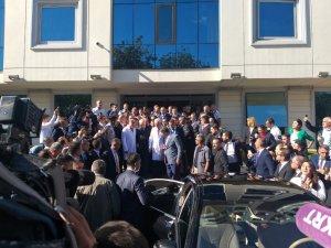 MHP lideri Bahçeli tedavi gördüğü hastaneden taburcu oldu