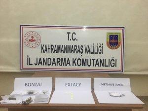 Kahramanmaraş'ta uyuşturucudan 12 gözaltı