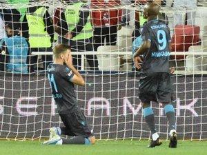 Trabzon'u 90+6'da yıkan gol!