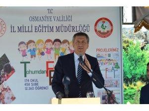 Milli Eğitim Bakanı Selçuk Osmaniye'de