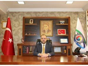"""TSO Başkanı Mescier: """"Raylı Ulaşım Teknolojileri Enstitüsü Karabük'ün hakkı"""""""