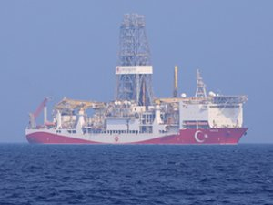 'Yavuz' gemisi, sondaj için Mersin'den ayrıldı!