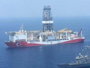 'Yavuz' sondaj gemisi, Akdeniz'deki çalışmalarına Ocak 2020'ye kadar devam edecek