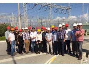 Sepaş Enerji'den santral ziyareti
