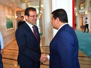 İBB Başkanı İmamoğlu'ndan AK Partili Göksu'ya 'elektrik' esprisi