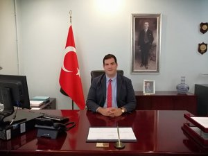 Türkiye'nin Novorossisk Başkonsolosu göreve başladı