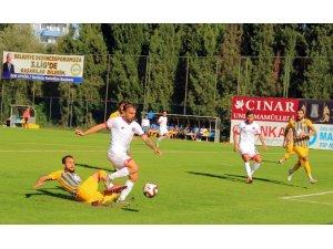 TFF 3. Lig: Belediye Derincespor: 0 - Elazığ Belediyespor: 0