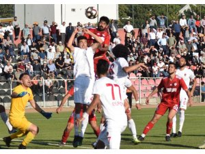 TFF 2. Lig: Yeni Çorumspor: 3 - Başkent Akademi FK: 2