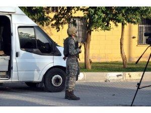Suriye sınırında  anonslu harekat uyarısı