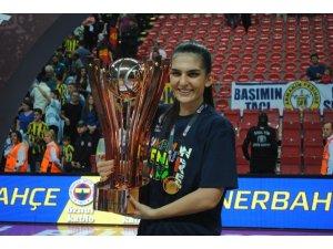 """Fenerbahçeli Esra Ural Topuz: """"Benim için gerçekten duygusal bir maçtı"""""""