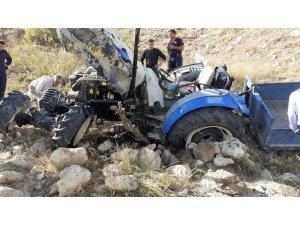 Feci kazadan sağ çıktılar