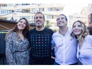 Haluk Levent, Dreamwork Offices'te konser verdi