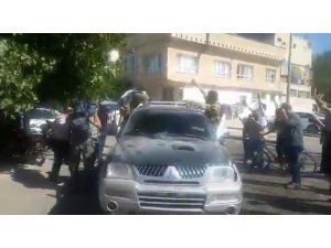 Suriye Milli Ordusu'na mehteranlı uğurlama