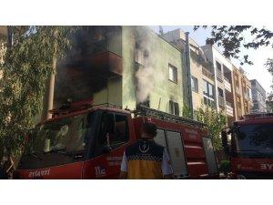 Ev sahibine kızdı, evi yaktı iddiası