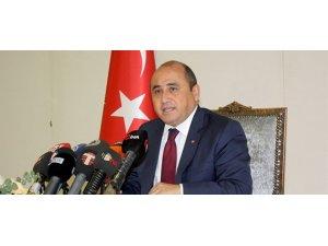 """Büyükelçi Başçeri: """"Türkiye terör örgütleriyle kararlılıkla mücadele ediyor"""""""