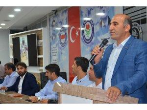 Başkan Deniz'den Barış Pınarı harekatına destek