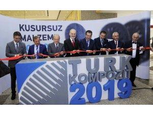 2019 Kompozit Zirvesi İstanbul'da kapılarını açtı