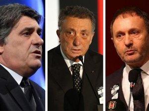 Beşiktaş'ta 3 başkan adayı