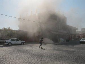 Üç ilçeye havan atıldı: Şehit ve çok sayıda yaralı var!