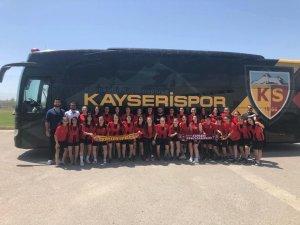 Kayseri Gençlerbirliği, 2. Lig maçlarına Osmaniye'de başlayacak