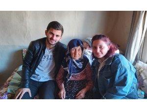 Mahalle Gönüllüleri Projesi'nde gençler, yaşlılarla buluşuyor