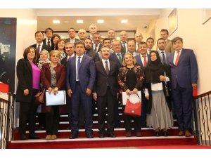 Bakan Yardımcısı Ersöz Kayseri'de