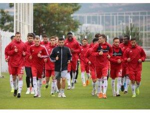 Yiğidolar'da Galatasaray mesaisi başlıyor